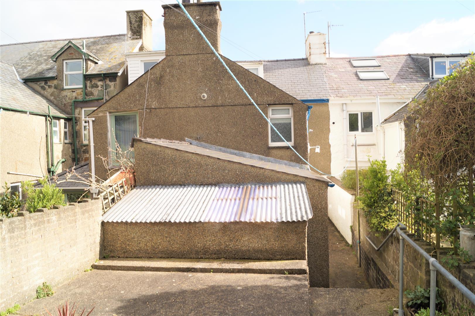 Tan Y Grisiau Terrace, Criccieth